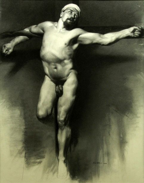 Crucified males