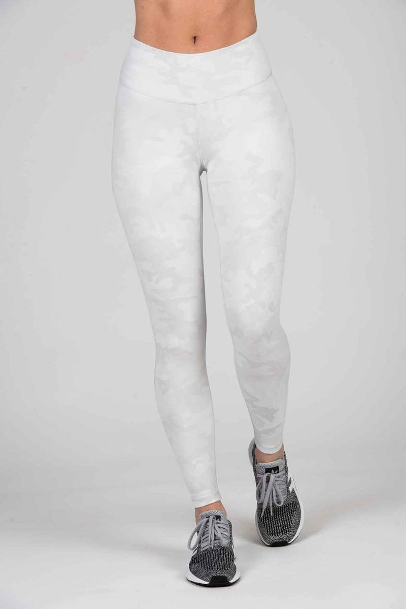 The Mystique Legging 26 White In 2020 Printed Leggings Legging White Leggings Forget the bulky, padded look: the mystique legging 26 white in