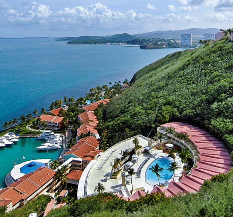 Puerto Rico Hotel Resort El Conquistador Resorts Spas