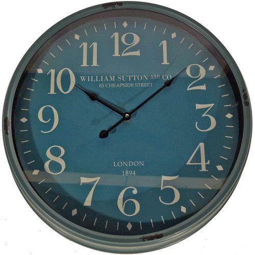 Found it at Joss & Main - Sutton Walk Clock
