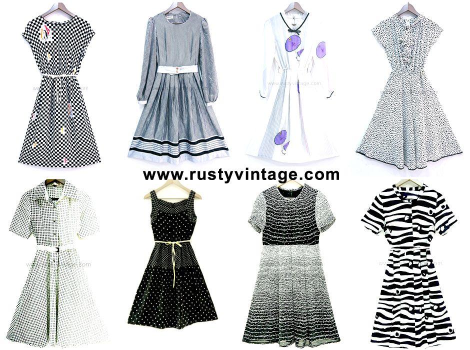 Rustyvintage Vintage Clothes Shop Vintage Outfits Vintage Shops