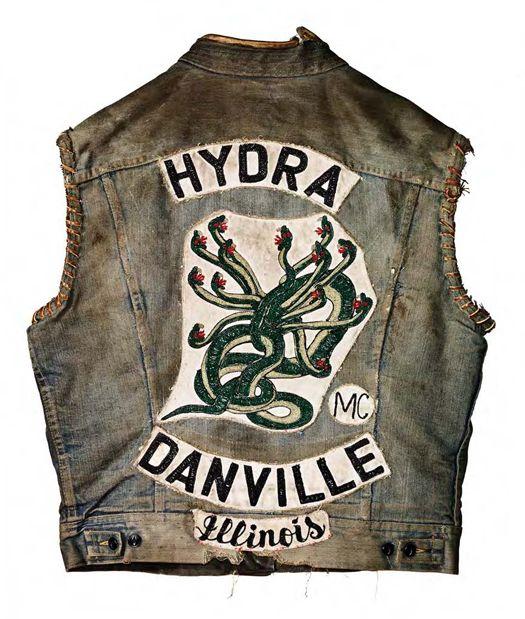 YOU   OFF MY PLANET    Biker Vest Patch