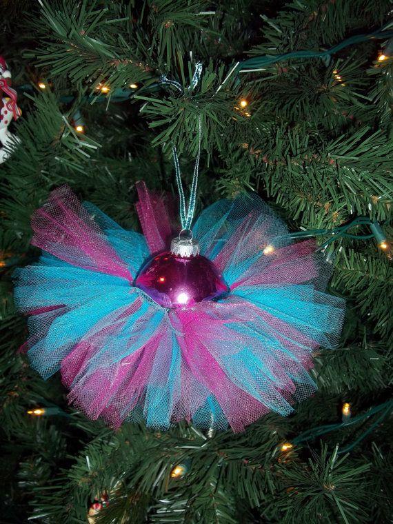 Tutu Ornament by itsybitsyprincess on Etsy, $8.50 Scrabble Ornaments,  Ornament Crafts, Diy Christmas - Tutu Ornament By Itsybitsyprincess On Etsy, $8.50 Christmas Diy