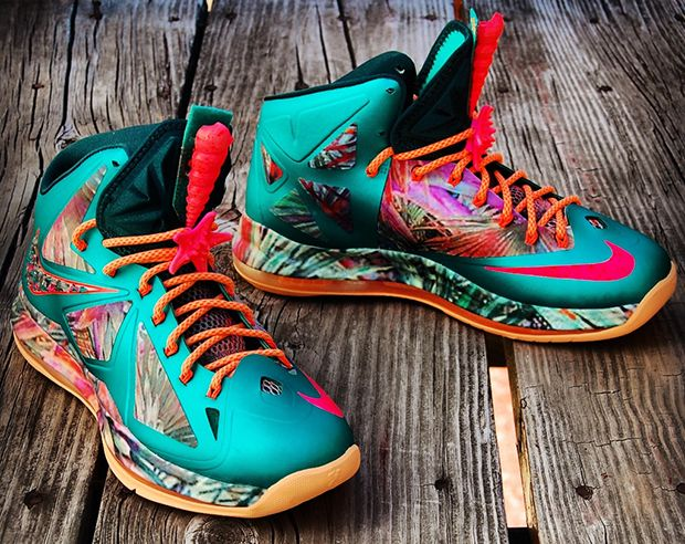 hot sale online a789a 581b4 Nike LeBron X