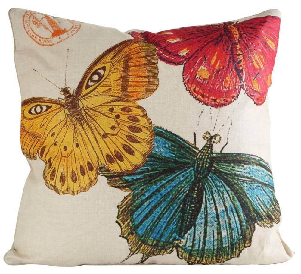 Butterflies euro pillow pillow design euro and butterfly