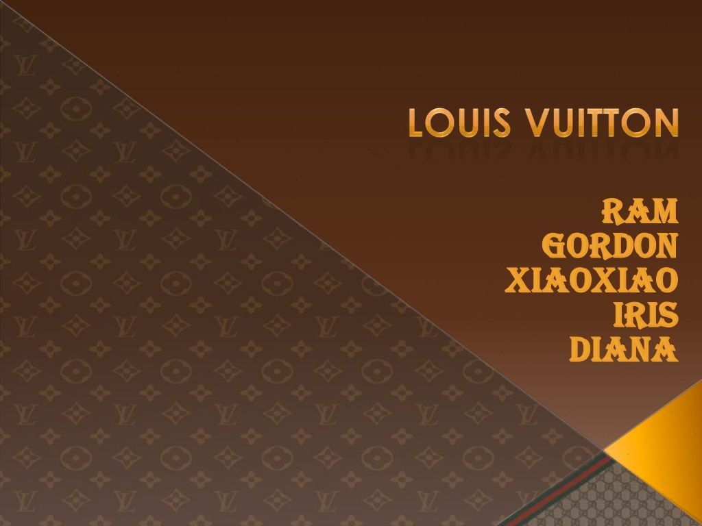 Louis Vuitton 17422884 By Ramvirhia Via Slideshare Louis Vuitton Louis Vuitton