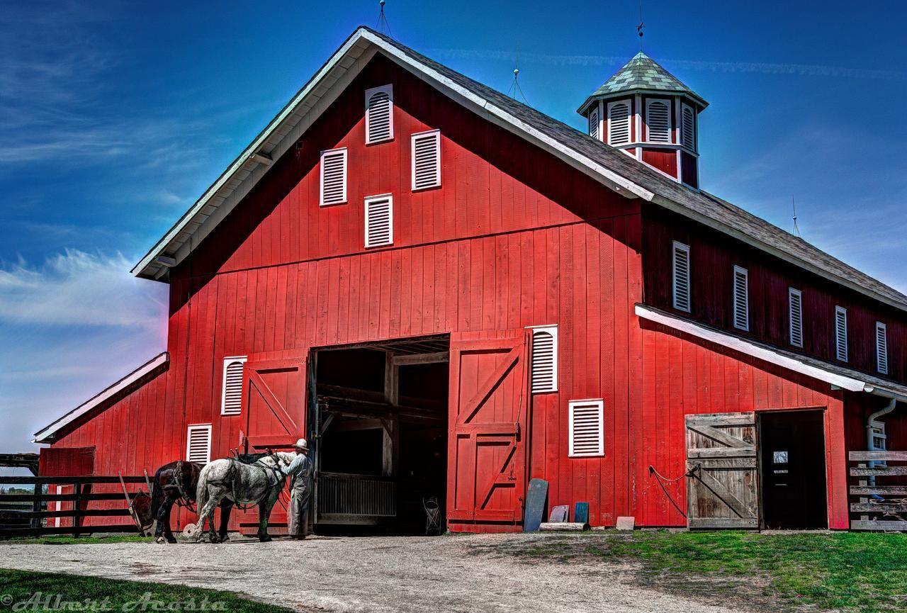 farm barn. Barns And Farms   Farm - Barn I Bought The Photograph Ideas For Paintings Pinterest Farming O