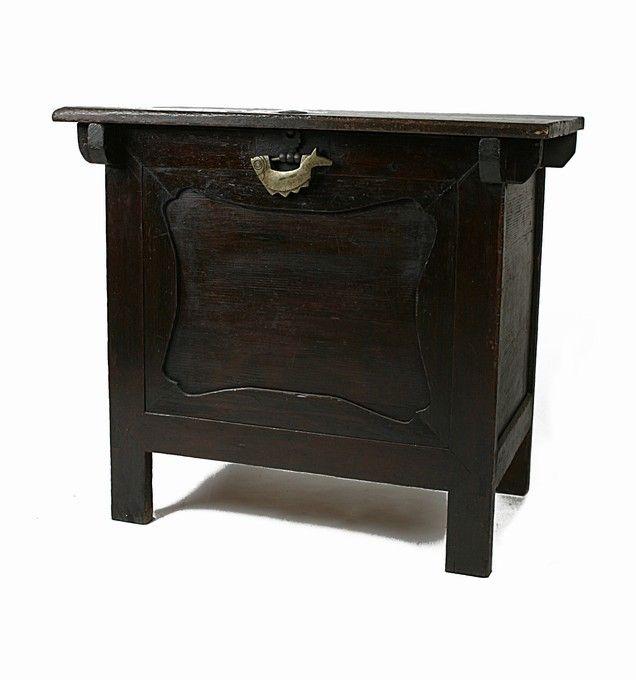 Korean antique furniture [쌀뒤주]