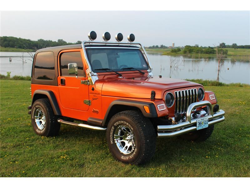 Sport Utility 2001 Jeep Wrangler In Toronto On 4 700 2001