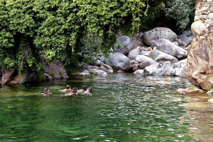 Guijo sta barbara extremadura gorgues rius piscines for 5 piscinas naturales catalunya