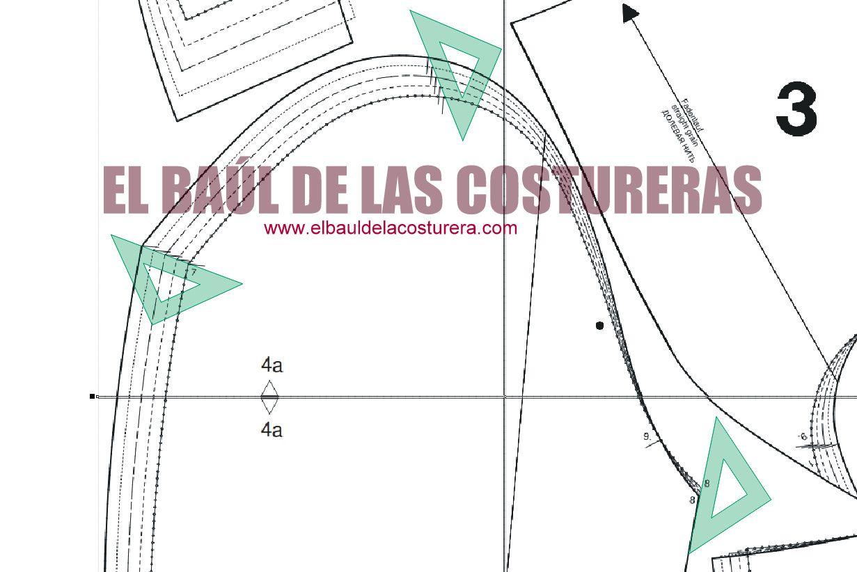8268761d53 Patrón de costura pdf para imprimir en casa pantalón Thai en varias tallas