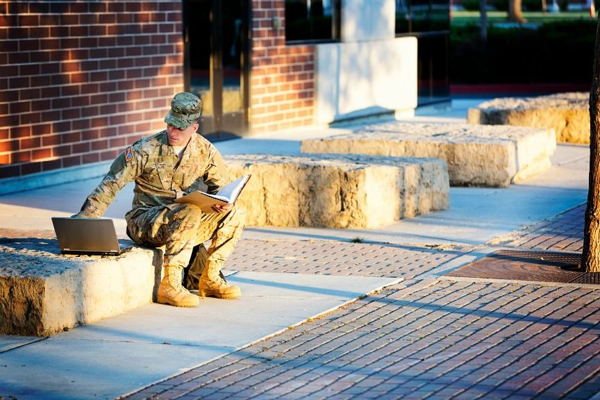 Earning College Credit for Your Military Experience