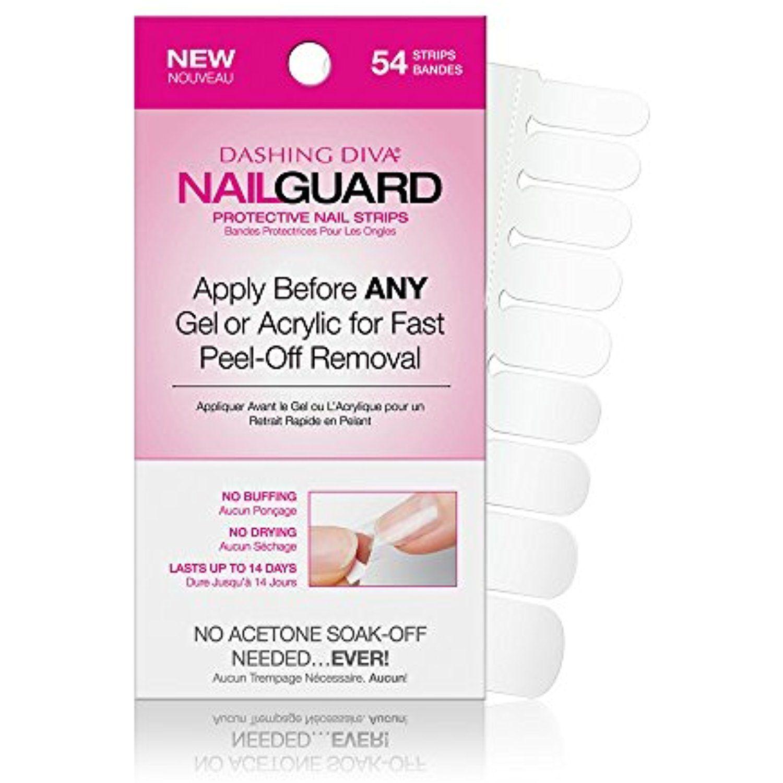 Dashing Diva Nail Guard Protective Strips, 720 ct *** Read more at ...
