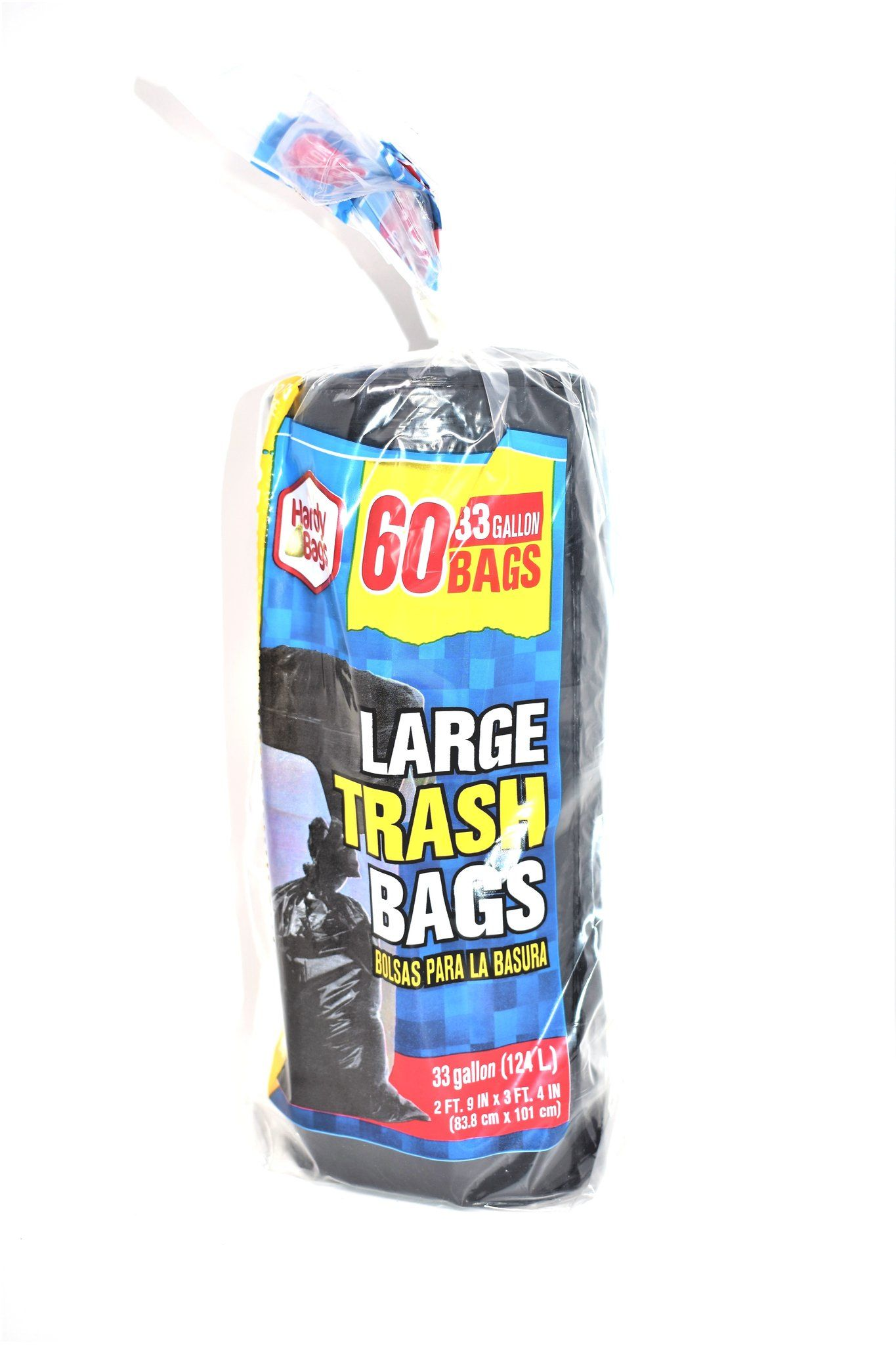 Sure-Tuff Wastebasket Bags 8 Gal Trash Bags