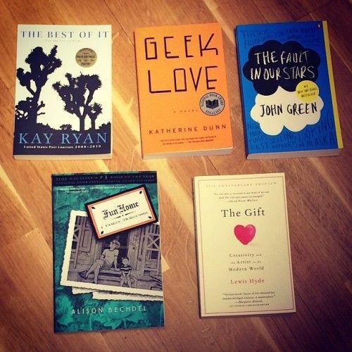 Austin Kleon Book recommendations