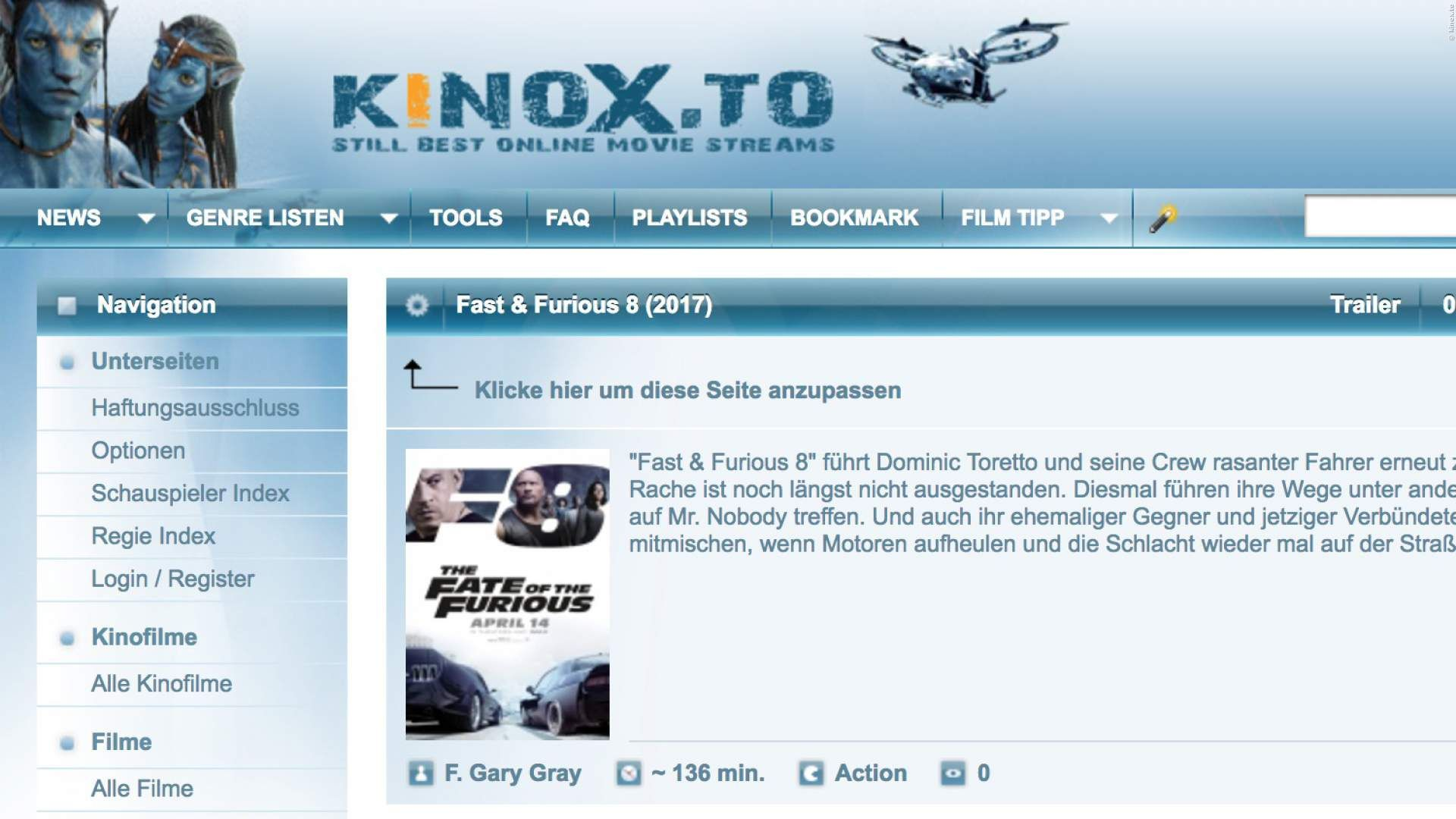 Kinox.To Fast And Furious 7