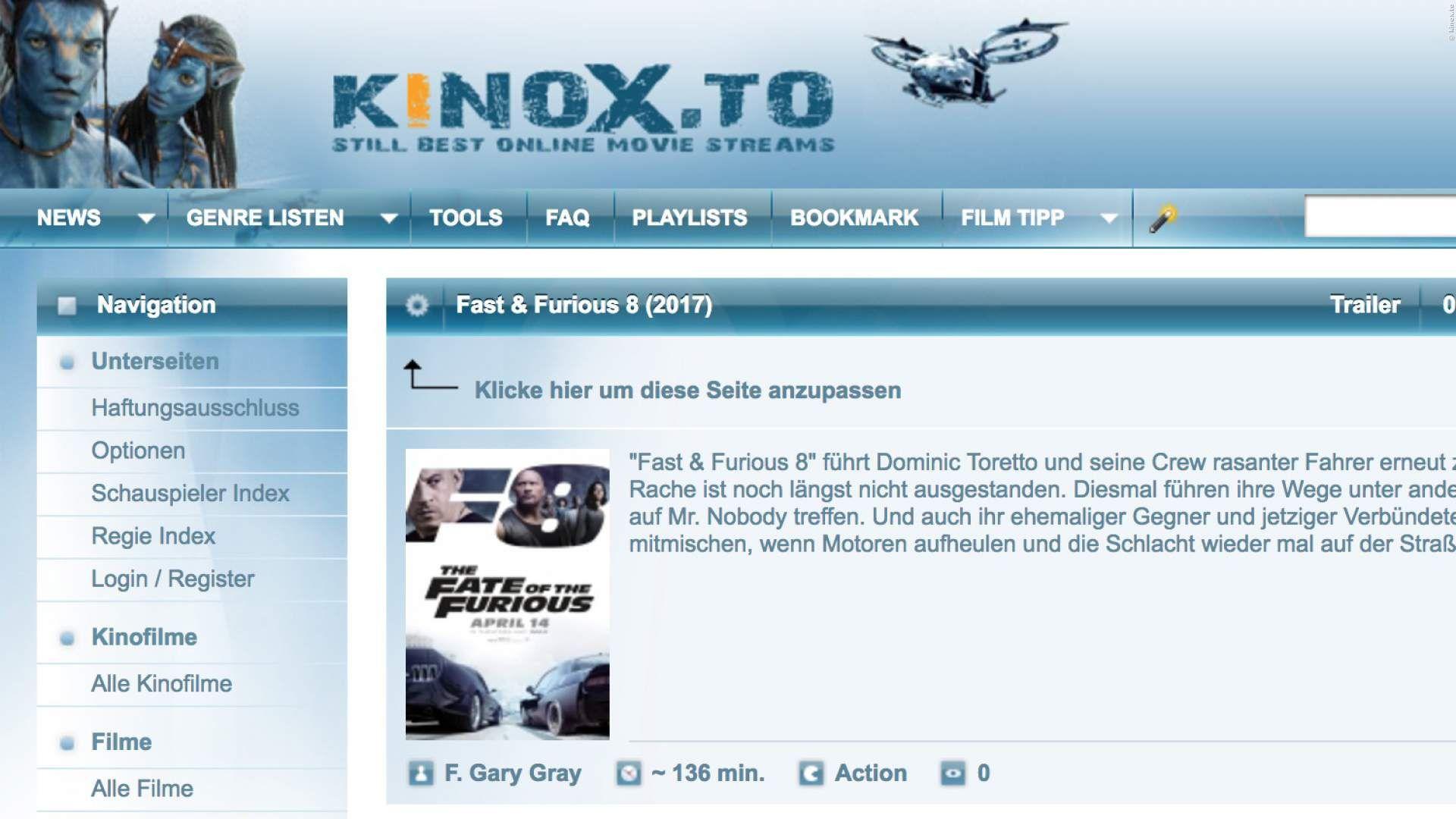 Fast Five Kinox.To