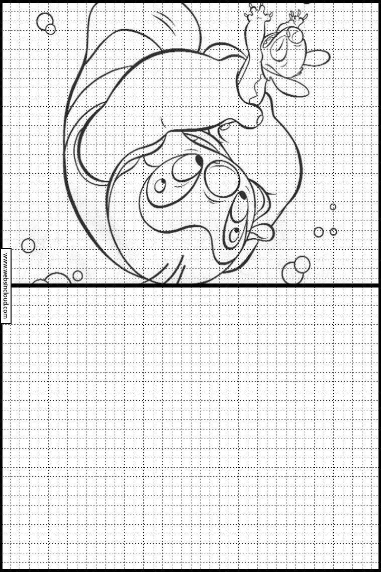 Lilo und Stitch 19 Zeichnen lernen. Aktivitäten für Kinder zum