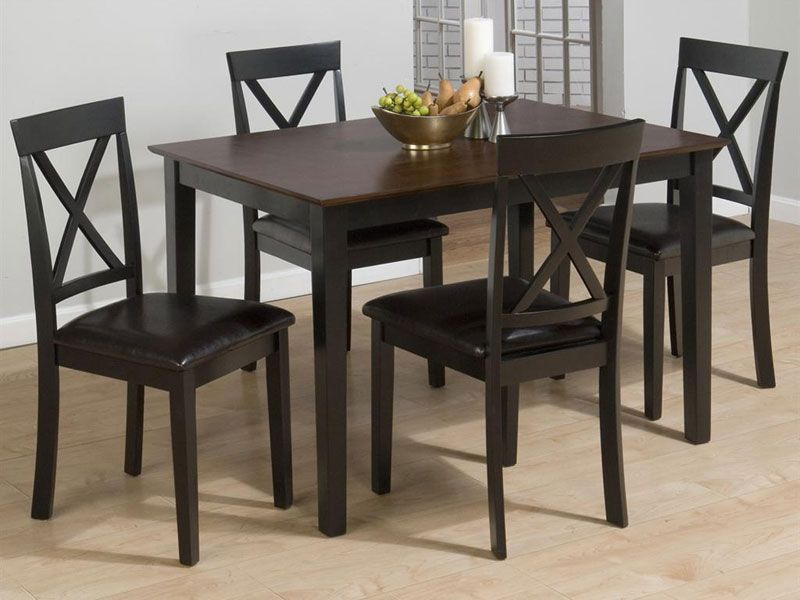 Cardi's Furniture  Table & 4 Chairs  29998  800736019 Adorable Kitchen Table Chairs Decorating Inspiration