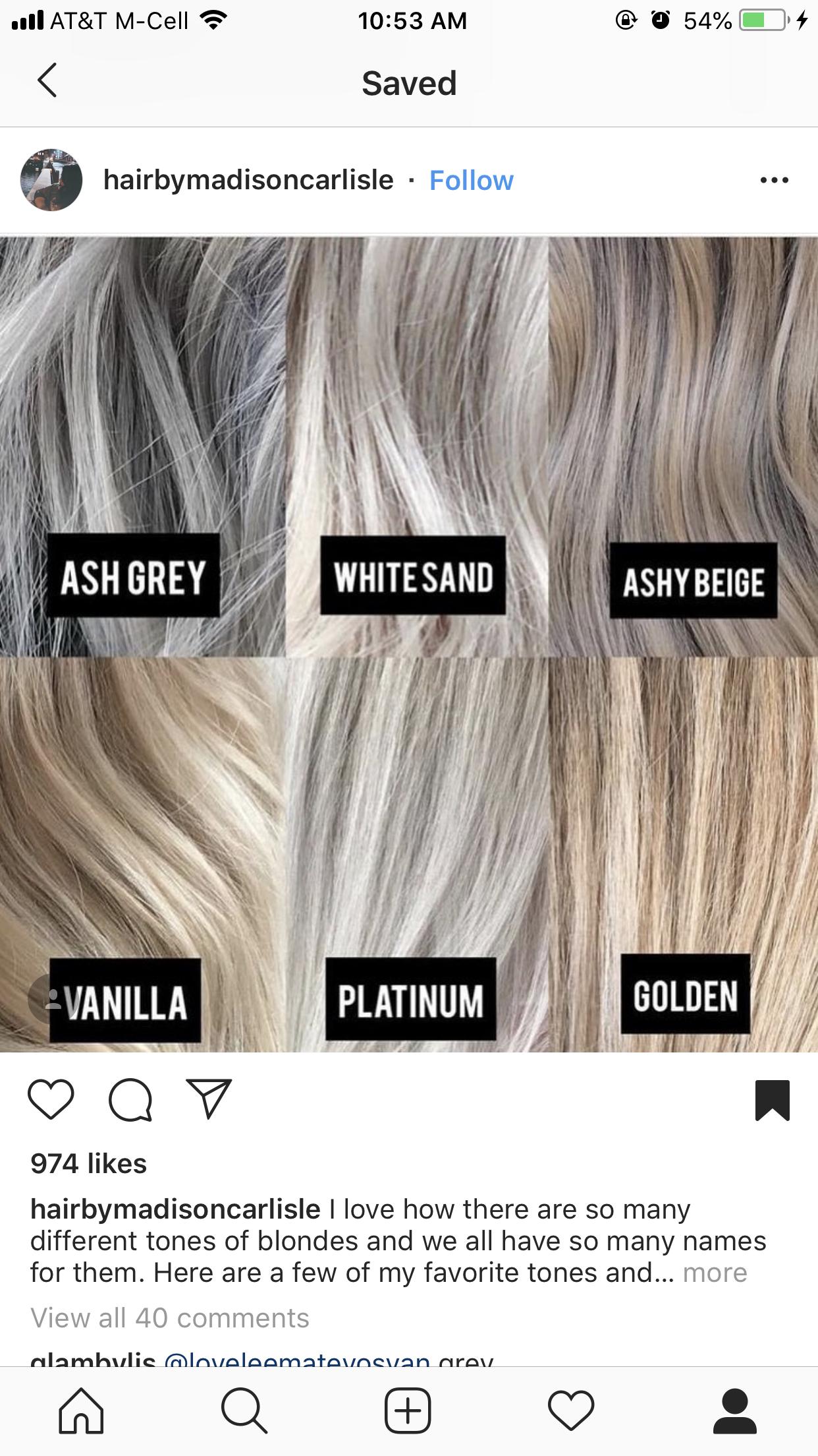 Pin By Meghan Wilson On Hair Inspiration Silver Blonde Hair Blending Gray Hair Gray Hair Highlights