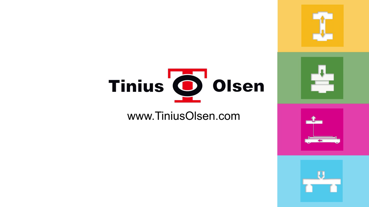 Tension Compression Peel And Flex With Tinius Olsen Tension Solutions Olsen