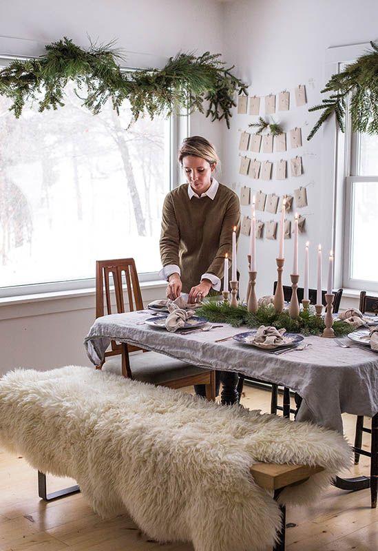 5 Most Elegant Christmas & Winter Farmhouse Decor Ideas