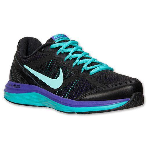 Women's Nike Dual Fusion Run 3 Running Shoes 653594 007