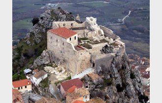 Bagnoli Del Trigno Isernia Province Molise Region Known As The