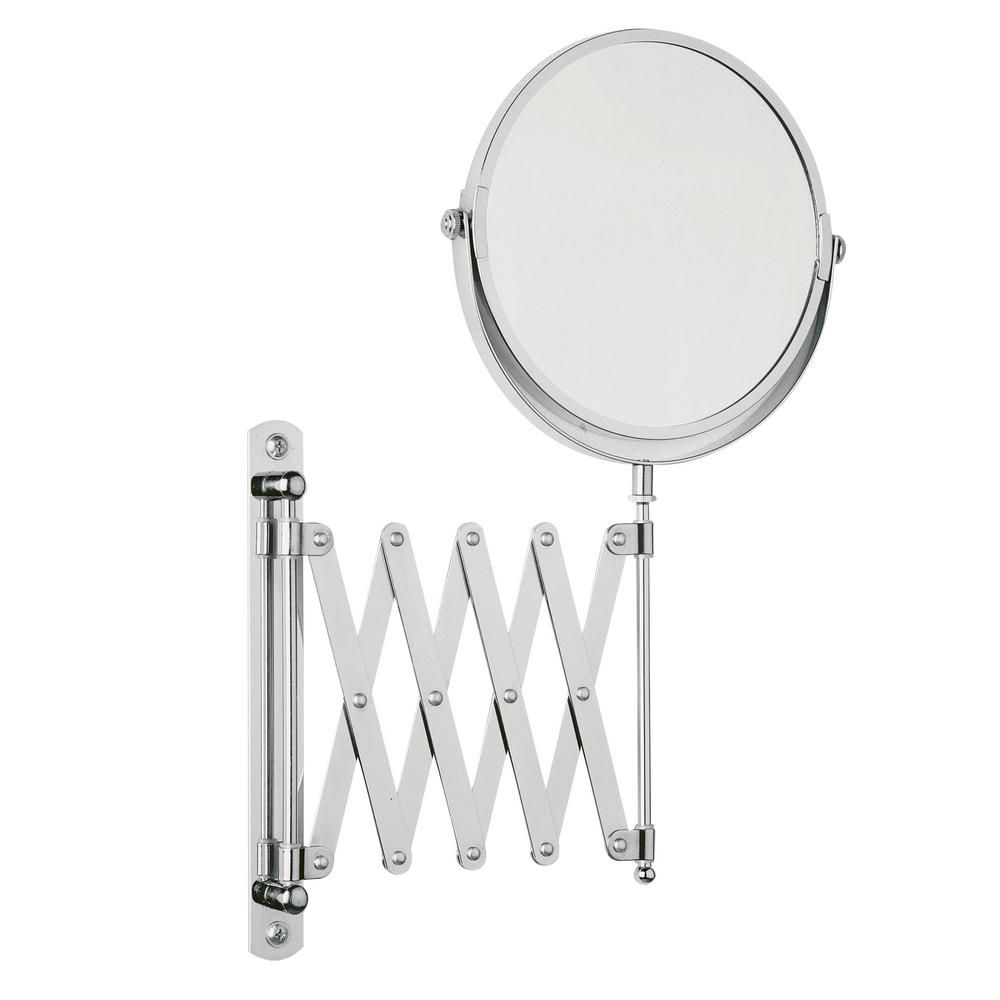 Extendable wall mirror Extendable mirrors, Mirror, Wall