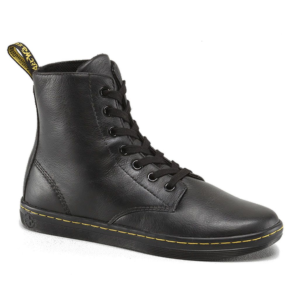 Dr Martens Leyton Black Game On R14687001 Sklep Dr Martens Pl Najblizszy Cel 3 Boots Toms Shoes For Men Black Boots