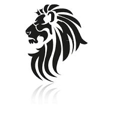 stencil de leon buscar con google sumit tattoo designs bull rh pinterest com  stencil leon gto