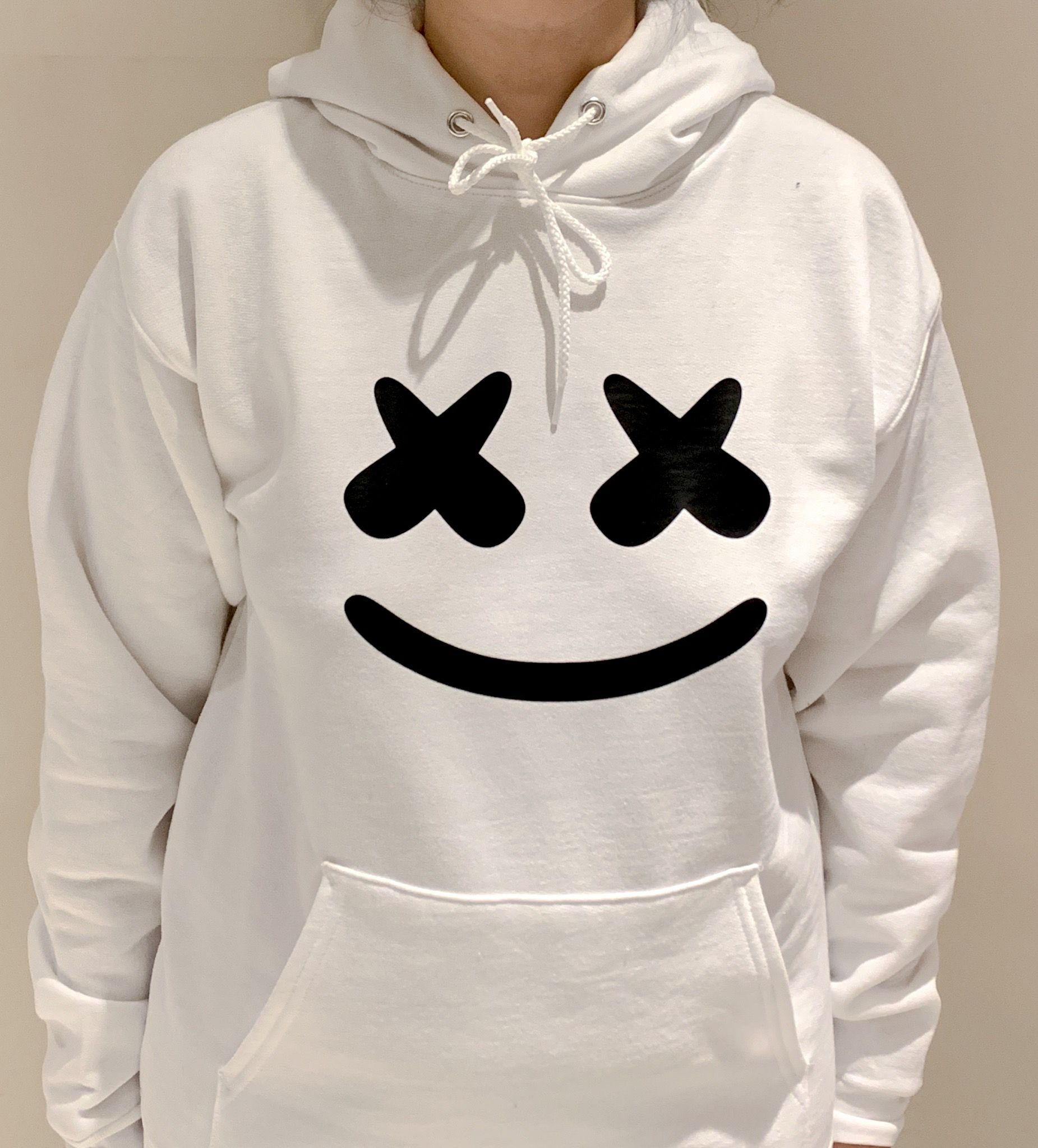 MARSHMELLO Youth and Adults Hoodie