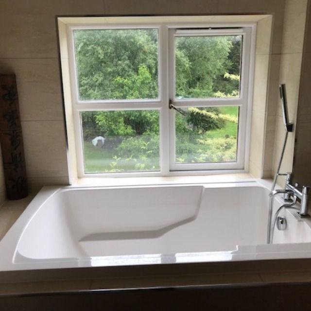 Deep Soaking Tub, County Durham, England