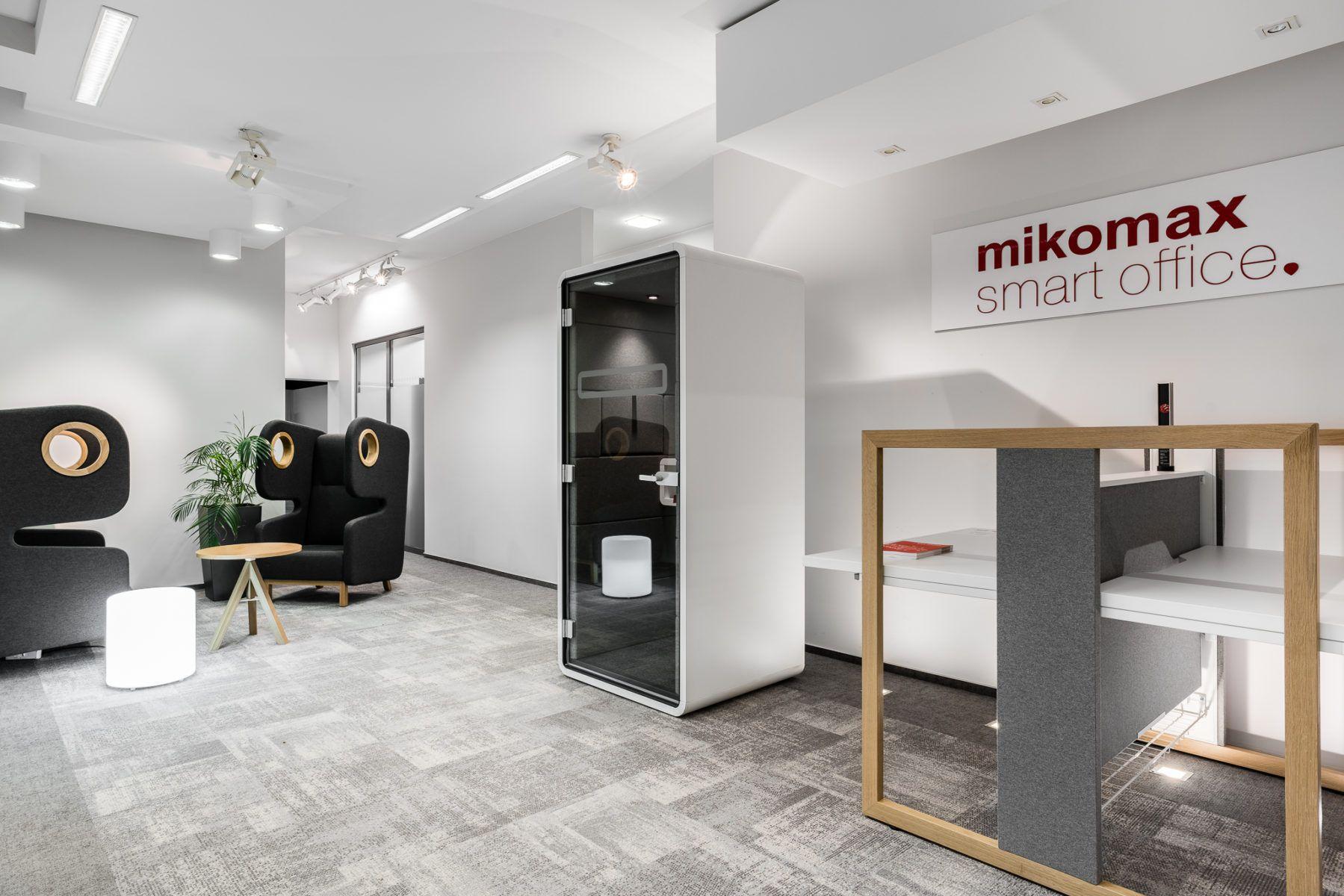 HUSH PHONE Mikomax Smart Office Smart home, House