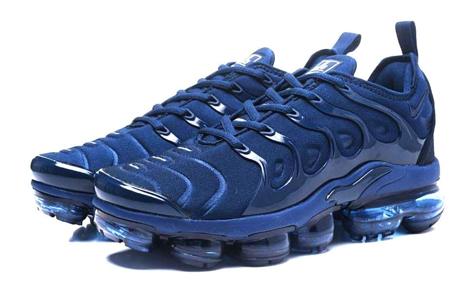 4f43f19677da6 Men's Nike VaporMax Plus Blue Size 9.5 #fashion #clothing #shoes ...