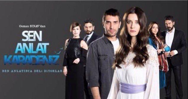 مسلسل اشرح أيها البحر الأسود - الحلقة 12 الثانية عشر مترجمة للعربية HD