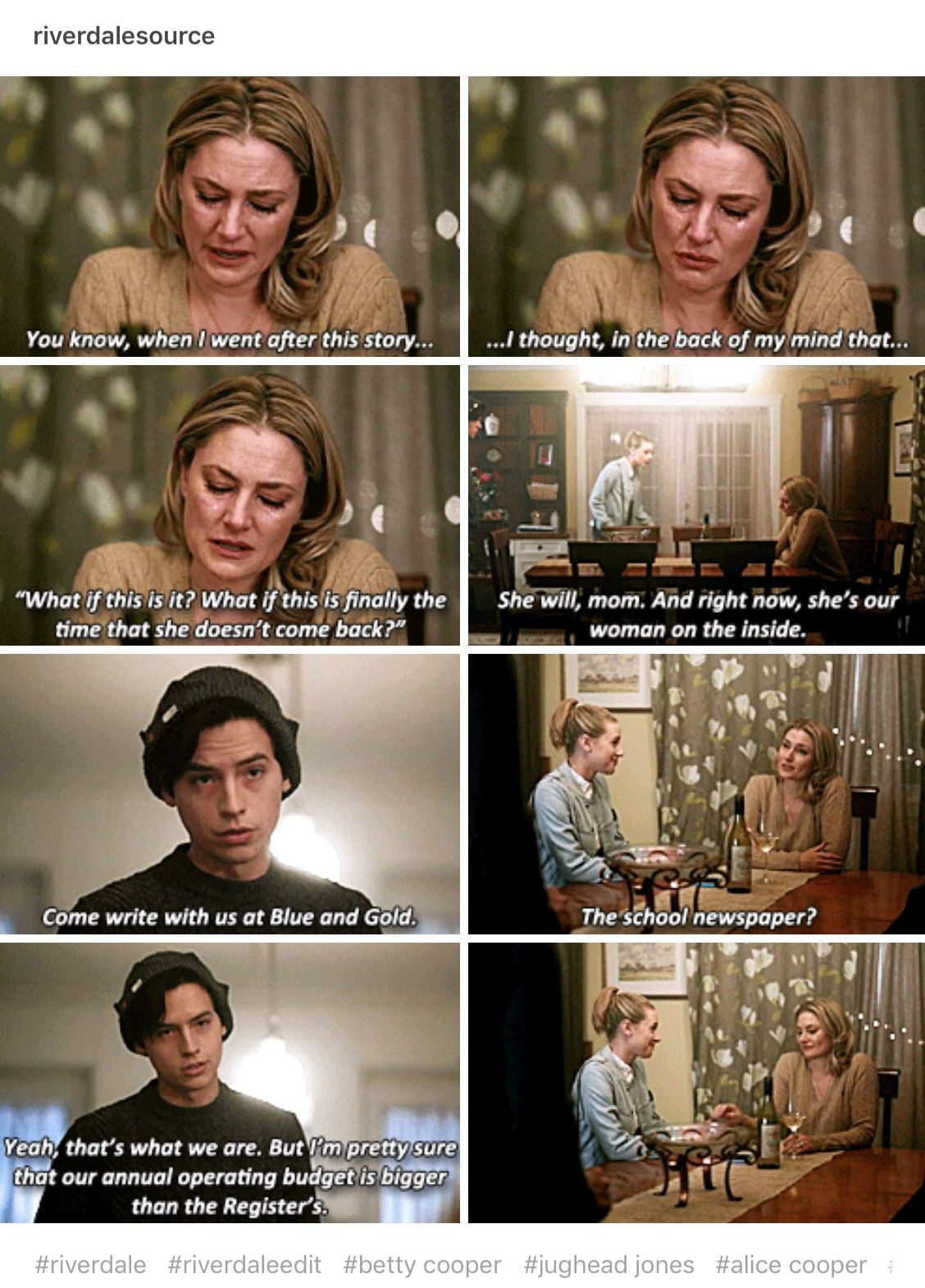 I Love That Betty And Jug Just Want Each Other S Parent To Be