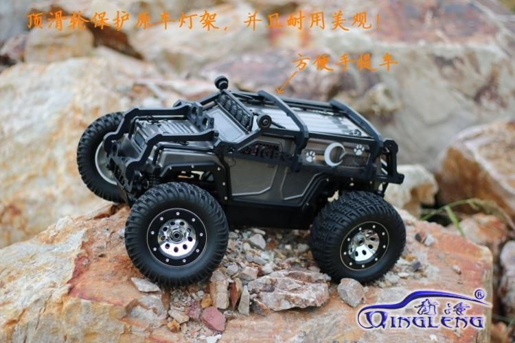 Rc Car Frame Roll Cage Rc Accessories Protective Cover For