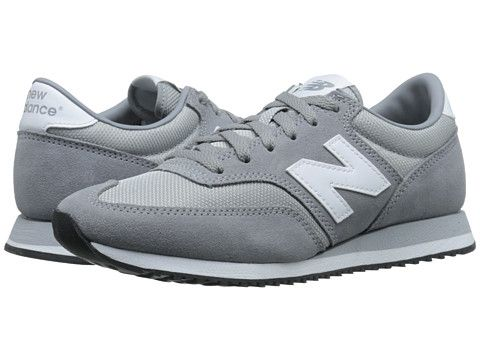 Womens Shoes New Balance Classics 620 - Core Collection Grey