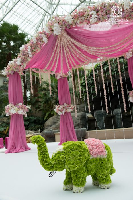 Indian Wedding Mandaps Event Decorators Occasions By Shangri La