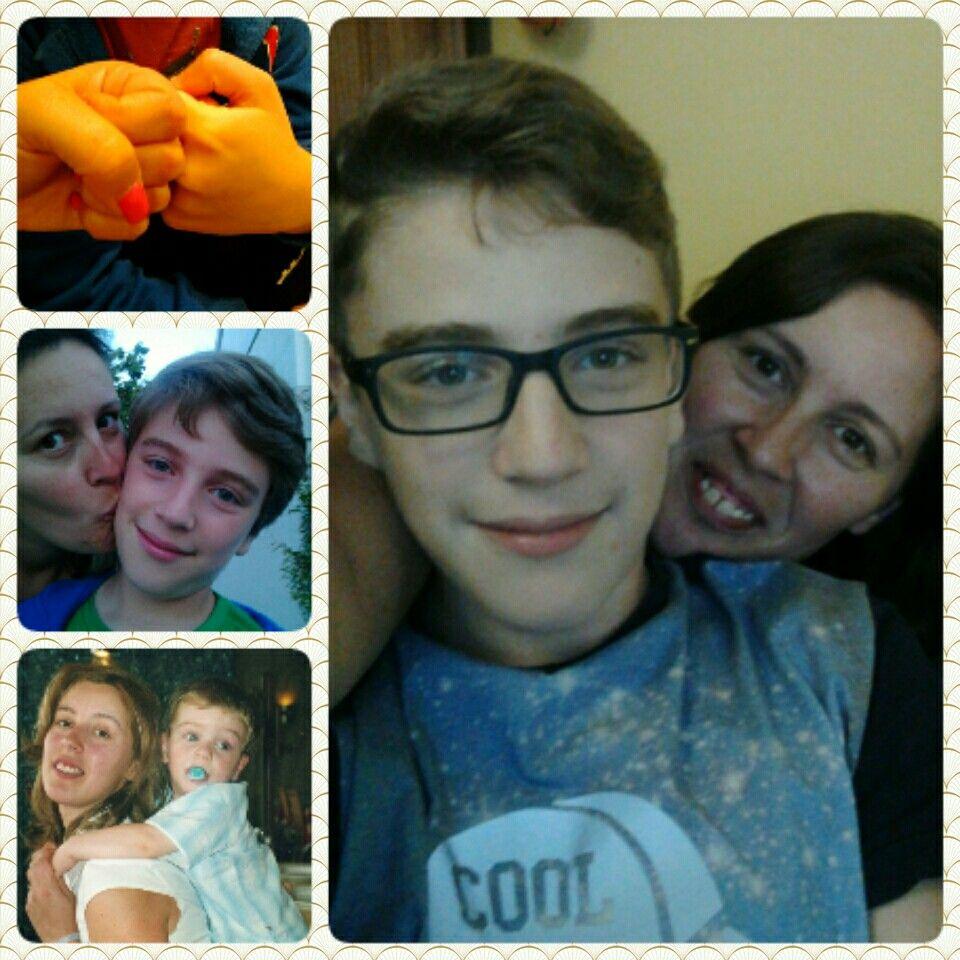 A minha razão de viver  Meu filho lindo