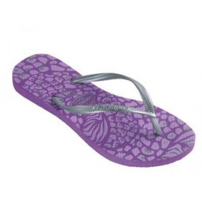 9d710bd4f38d4b Havaianas Slim Animals Purple at Flopestore Malaysia