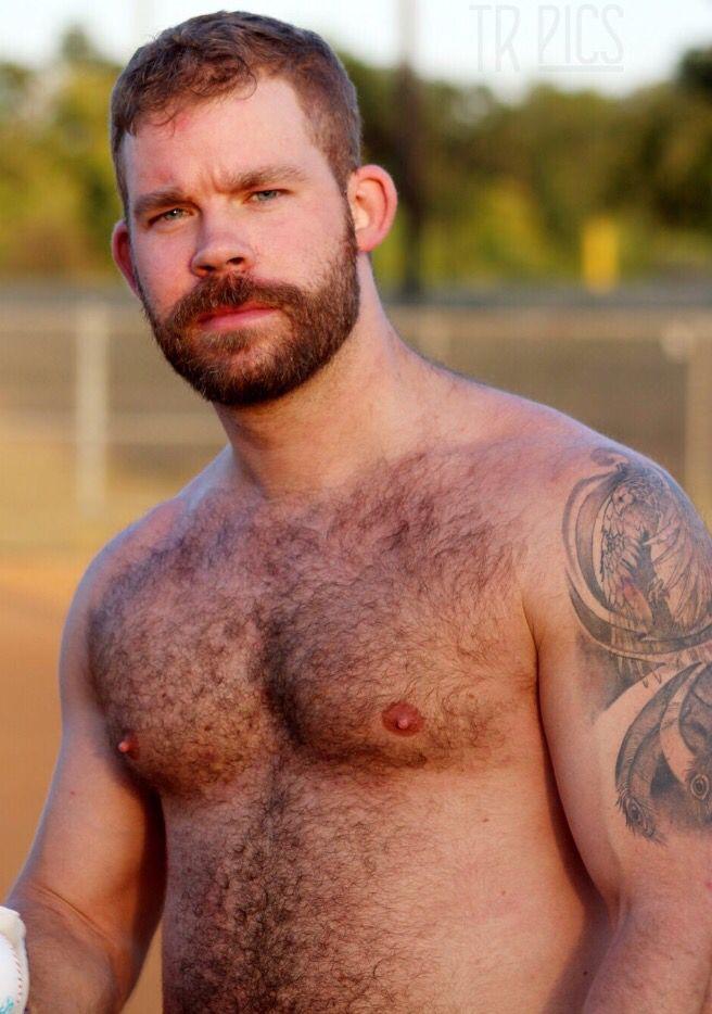 Η εικόνα ίσως περιέχει: 1 άτομο | Muscle bear men, Hairy