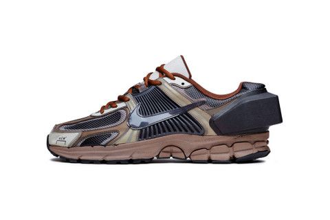 81a105fc36d38 A-COLD-WALL  x Nike Release Solarised Colorway of Vomero Zoom +5 ...