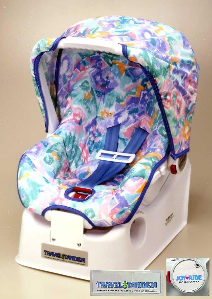 Evenflo Joyride Car Seat with base mid 90s  Baby