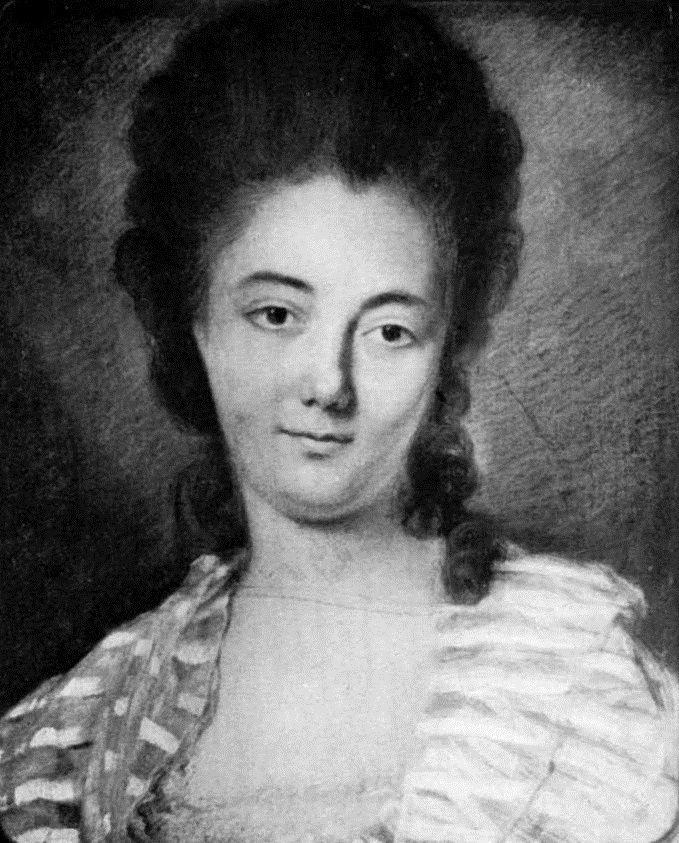 Dame Marguerite Émilie Covet de Marignane, 4ème. Marquise ...