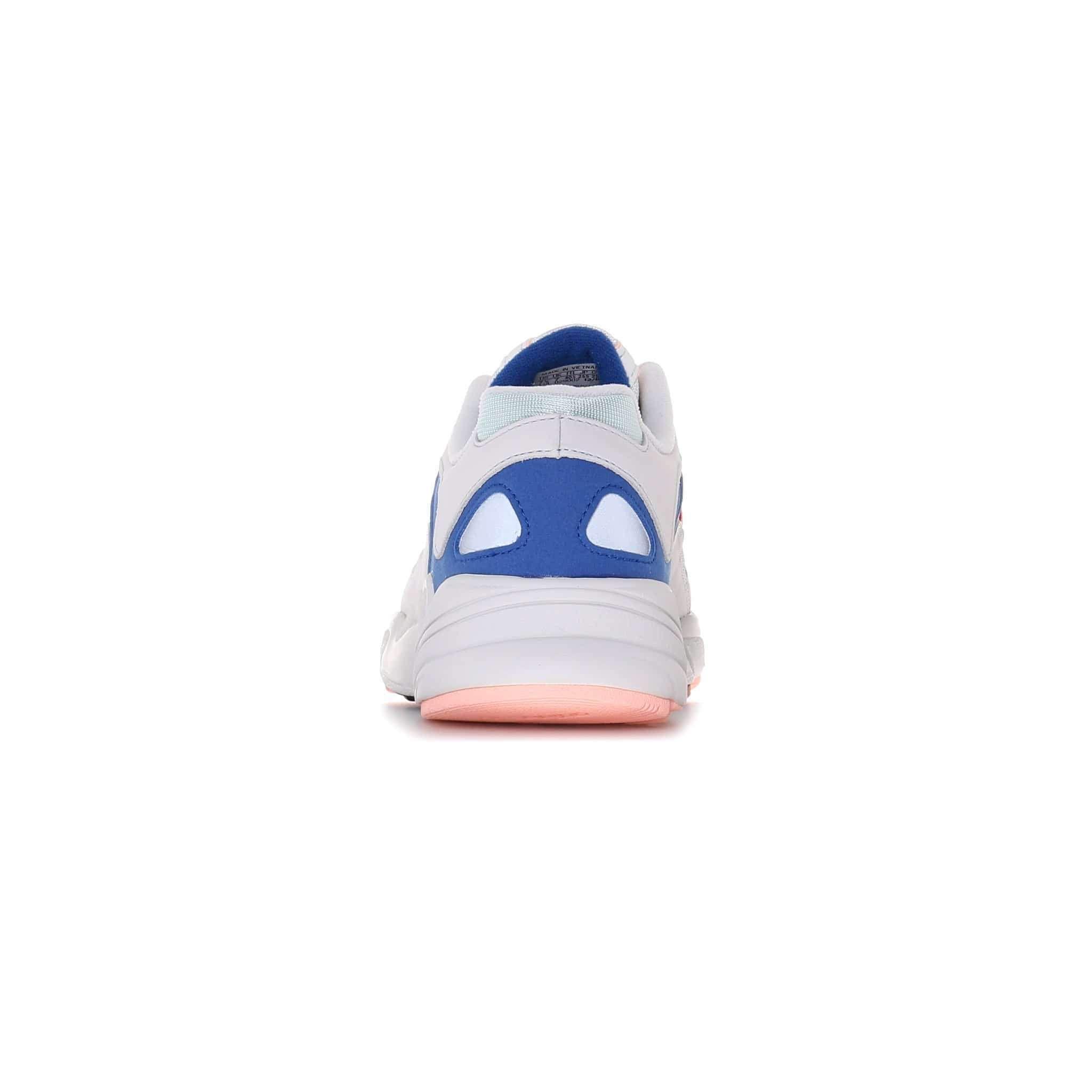 Adidas Originals Yung 1 Crystal White Clear Orange
