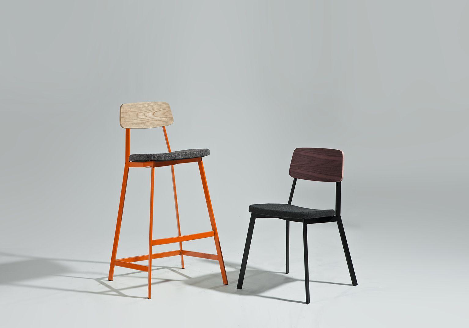 Modern birthing chair - Sprint Chair And Stool Sean Dix Furniture Design