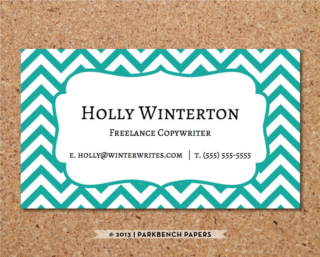Best Chevron Business Cards Ideas - Business Card Ideas - etadam.info