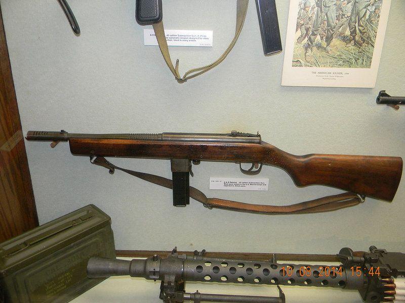 45th Infantry Division Museum Oklahoma City, Oklahoma M50 Reising